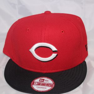 New Era MLB Cincinnati Reds MAXD Out 9FIFTY Snapback Cap