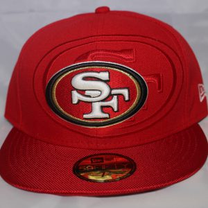 New Era Cap San Francisco 49ers On Field Fitted